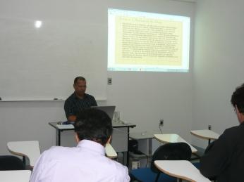 Sala do Bacharelado em Teologia