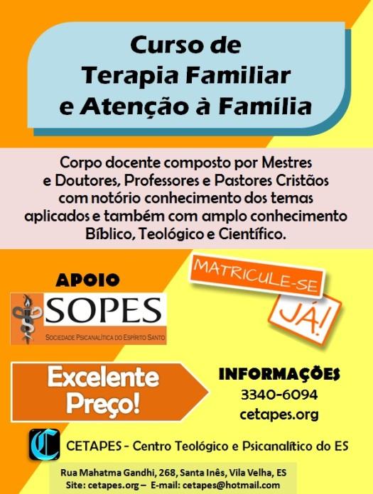 Terapia Familiar, Publicidade de.