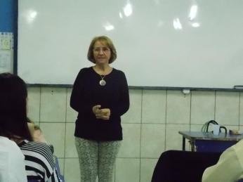 Prof. Eugênia Caldeira